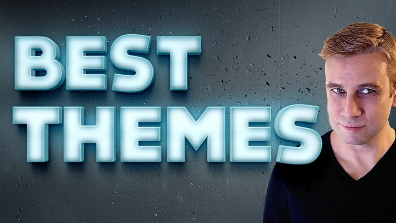 Top 5 WordPress Themes (Free & Paid)