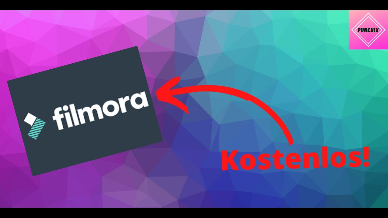 Wasserzeichen bei Wondershare Filmora KOSTENLOS entfernen!