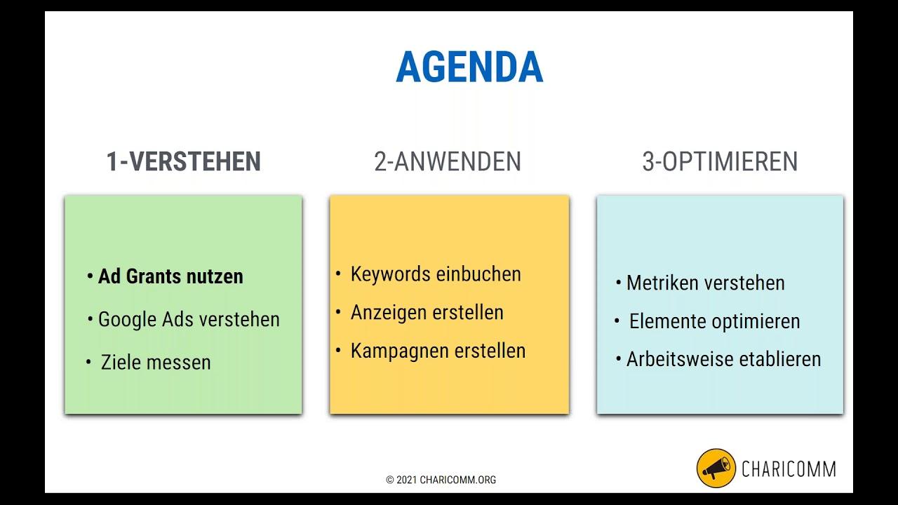 """""""Google Ads für Einsteiger"""" - Haus des Stiftens gGmbH"""