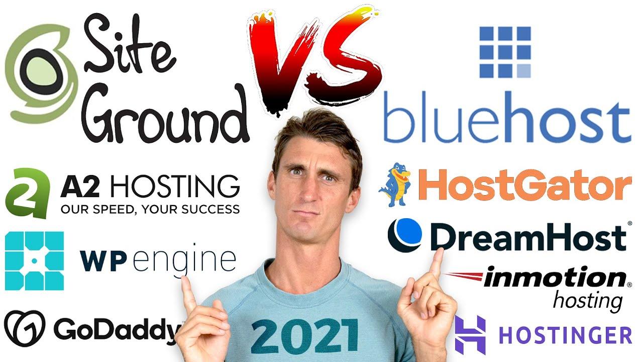 Best Web Hosting For Wordpress 2021