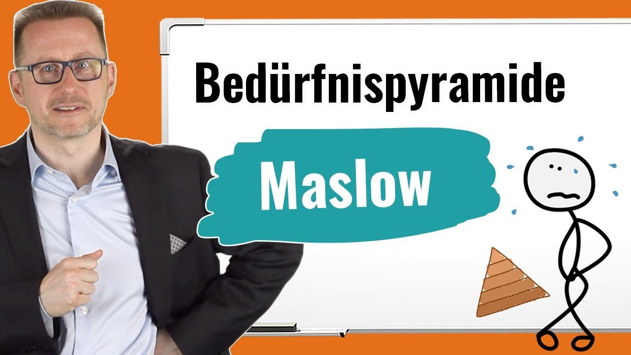 Die Bedürfnispyramide nach Maslow einfach erklärt: Aufbau, Beispiele und eine Prise Kritik