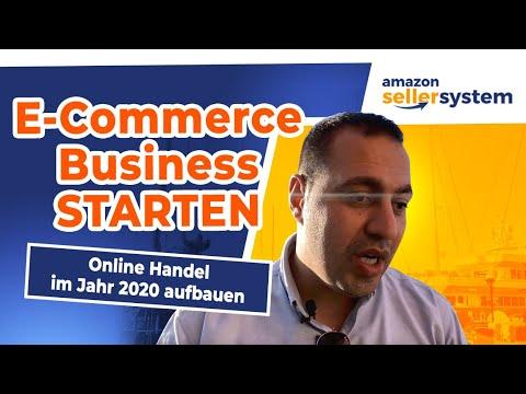 E-Commerce Business STARTEN - Online Handel Ohne Starkapital?