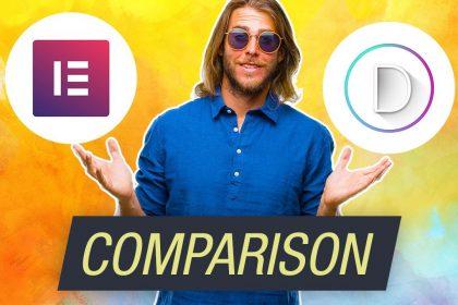 Elementor vs Divi | BEST Wordpress Page Builder in 2021?