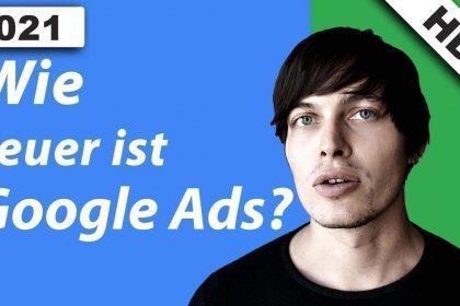 Google Ads Kosten + Beispiel - Google Werbung Kosten