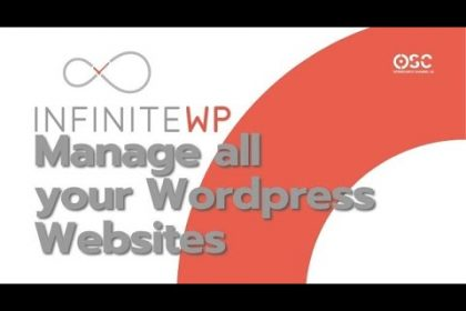 Manage Multiple WordPress Sites for FREE with InfiniteWP 2020