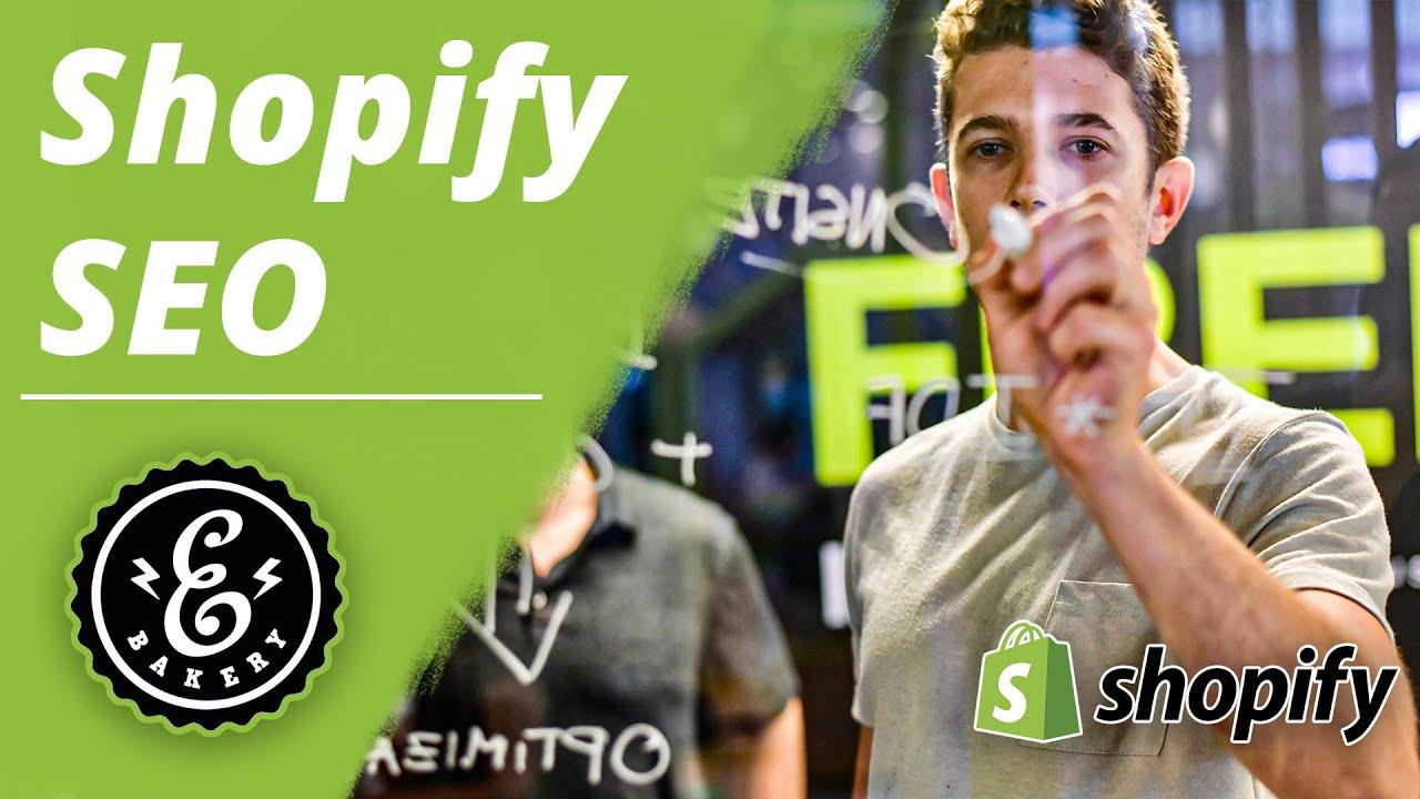 Shopify SEO Optimierung deutsch - Wie optimierst du deinen Shopify Shop? | Google Ranking verbessern