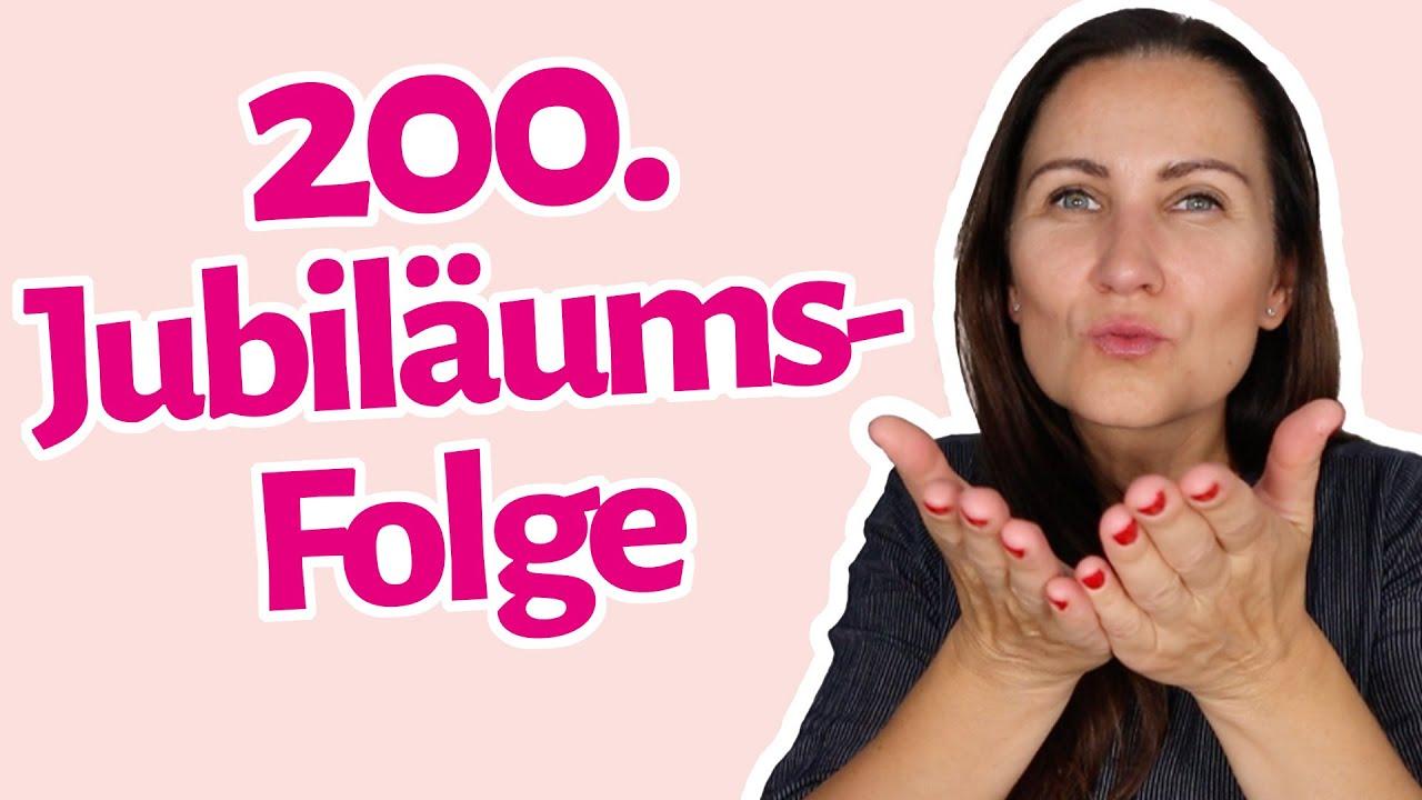 "TCM Podcast ""High 5 für deine gesunde Ernährung"" - 200 Folgen!!!"