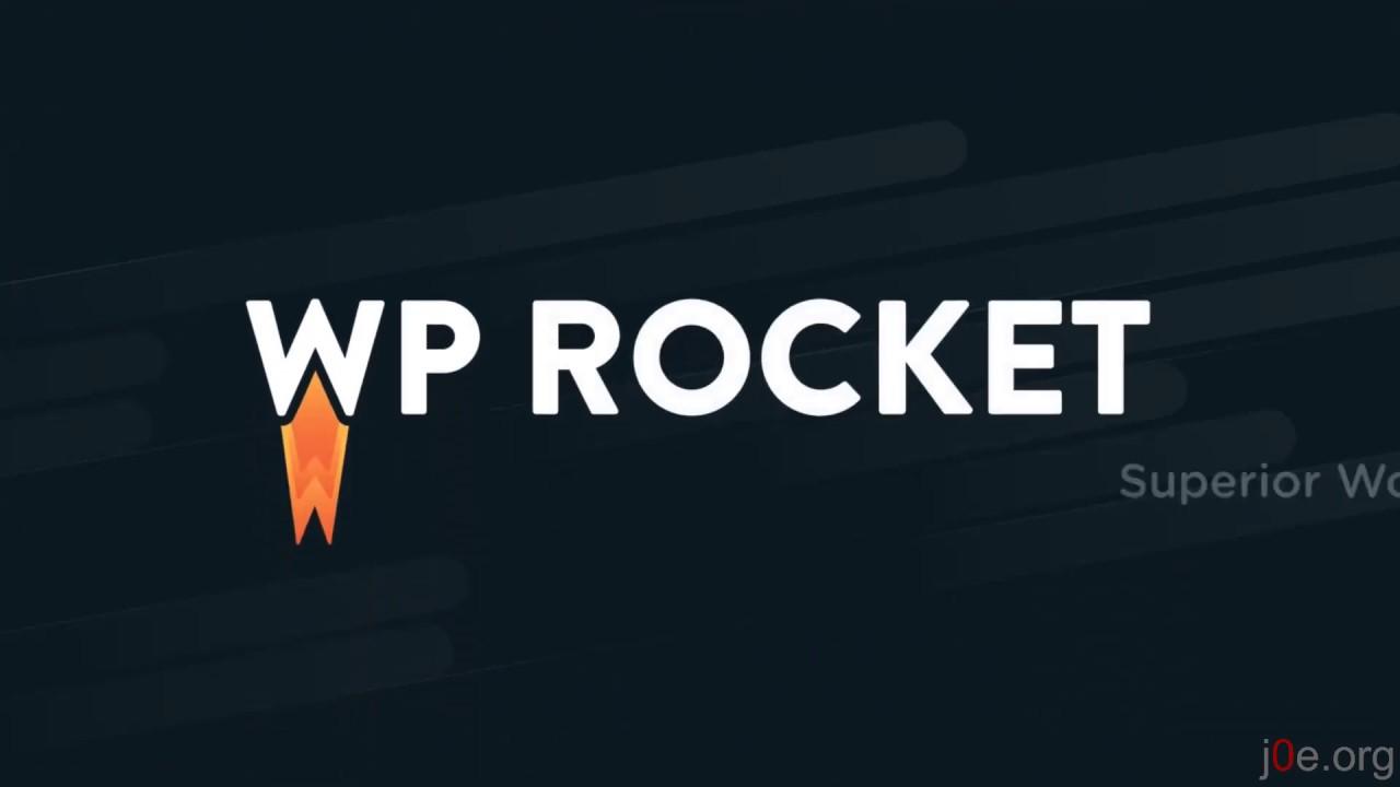 WPRocket - Erste Schritte mit dem WordPress Caching-Plugin