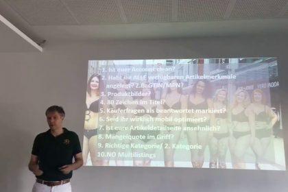❌eBay SEO Grundlagen❎die ihr unbedingt beachten solltet [ebay Workshop Köln 20. Juni 2018]
