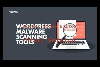 2021 Best WordPress Malware and Vulnerability Scanner