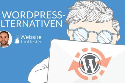 Die besten 4 WordPress Alternativen für 2021