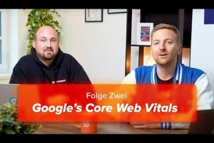 Google's Core Web Vitals, WordPress PageSpeed & SEO 2021 - Google immer smarter – HostPressTV 02