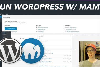 How to install Wordpress locally with MAMP in less than 5 minutes