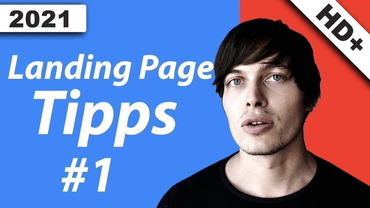 Landingpage Tipps Beispiel #1
