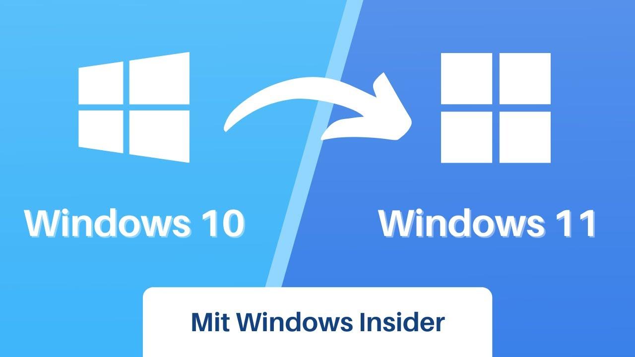 Offizielles Update auf Windows 11 von Windows 10 kostenlos und legal für jeden!