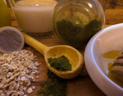 Proteinpulver selber machen | Vegan, Bio, Kostenlos | Brennnesselsamen | Bushcraft Österreich