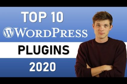 Top 10 Wordpress Plugins for 2021