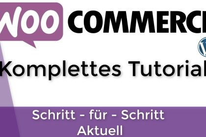 Woocommerce Tutorial Deutsch   Wordpress Shop Anleitung 2018